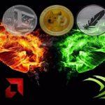 AMD e Nvidia planejam lançar placas de vídeo exclusivas para mineração de criptomoedas!