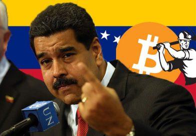 Venezuela proíbe a mineração de Bitcoins