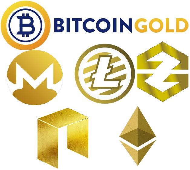 Bitcoin Gold e seus derivados! Tome cuidado na hora de investir nessas altcoins!