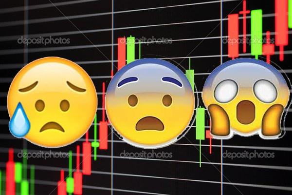 É assim que muitos trader que operam no mercado de crptomoedas ficam após perder uma ótima oportunidade, por não ter volume o suficiente.