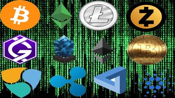 É hora de comprar um monte de criptomoedas e holdar!