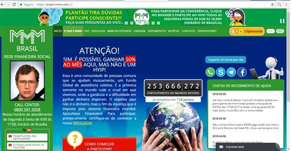 A versão brasileira continua no ar. Por favor, não invistam nessa bosta!!!