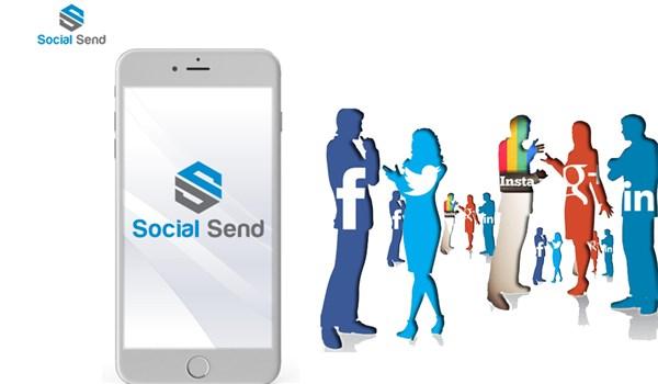 Enviar uma criptomoeda pelas redes sociais será tão fácil quanto mandar uma mensagem! Essa é a proposta da SocialSend!