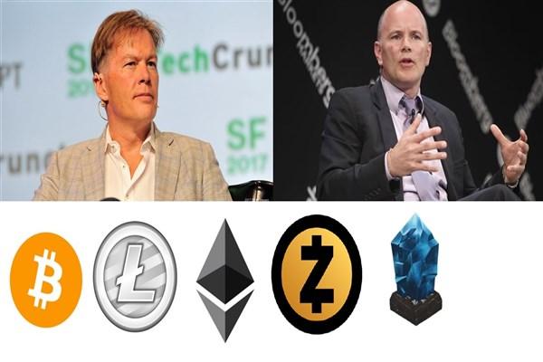 Dan Morehead e Mike Novogratz afirmam que esse é a hora de investir em criptomoedas! Atenção: foto meramente ilustrativa, apenas pra efeito de resenha