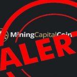 Mining Capital Coin: Não invistam nessa bosta! É outra pirâmide financeira – e das brabas!!!