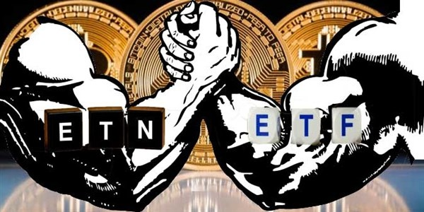 ETFs versus ETNs