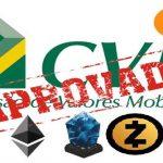 """Rumo ao futuro: CVM """"autoriza"""" investimentos em criptomoedas no Brasil!"""