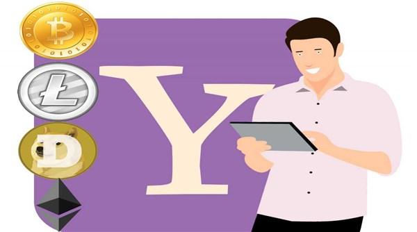 O Yahoo! Finance passa operar com criptomoedas!