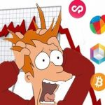 Crash total do bitcoin! Só os holds é que vão salvar o mercado de criptoativos!!!