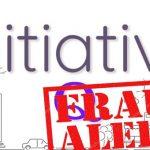 """A """"Initiative Q"""" é uma FRAUDE!!! Não apóie esse projeto de bosta!!!!"""