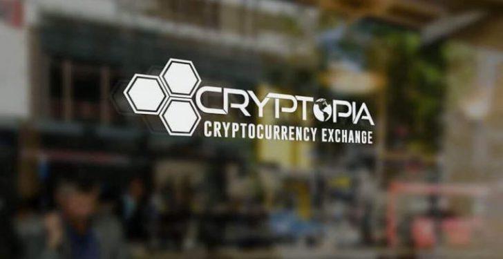 Dês do dia 14 de janeiro a exchanger Cryptopia suspendeu suas atividades após ser hackeada!