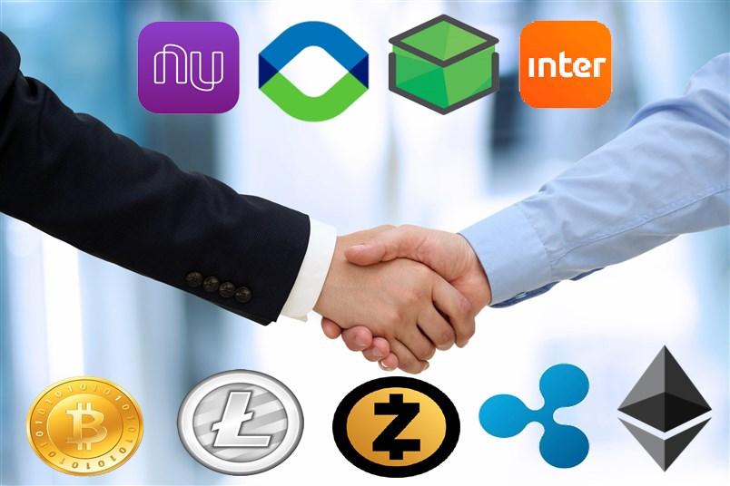 Para acabar com essa guerrinha, as corretoras tem que buscar parcerias com bancos digitais!