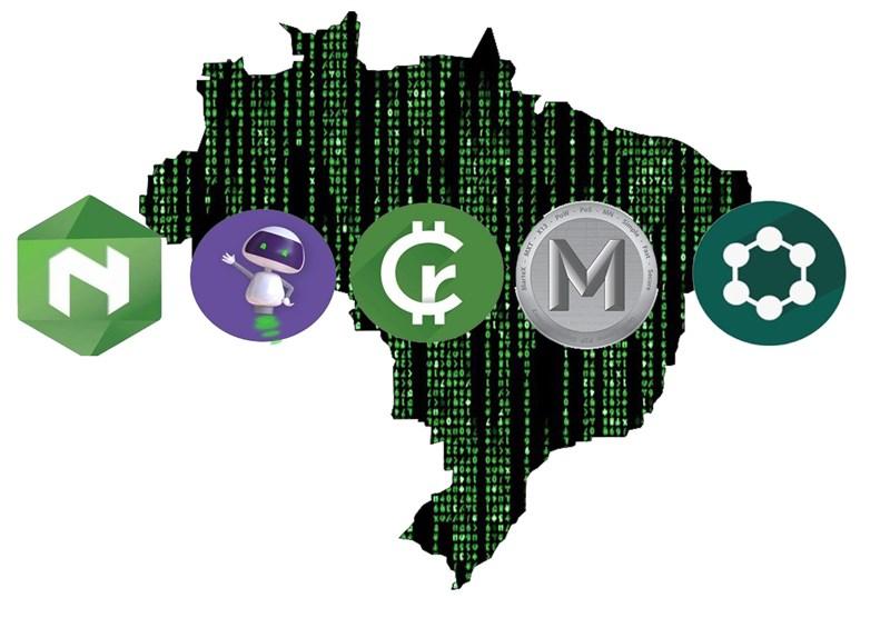Conheça alguns projetos brasileiros de criptoativos que merecem sua atenção!