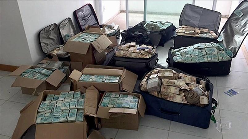 Malas de dinheiro