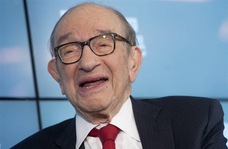 Alan Greenspan, o ex-presidente do FED