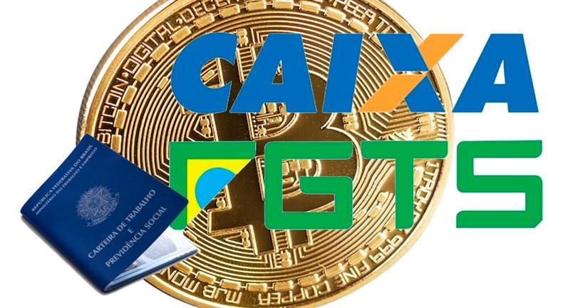 Investir seu FGTS em bitcoin!