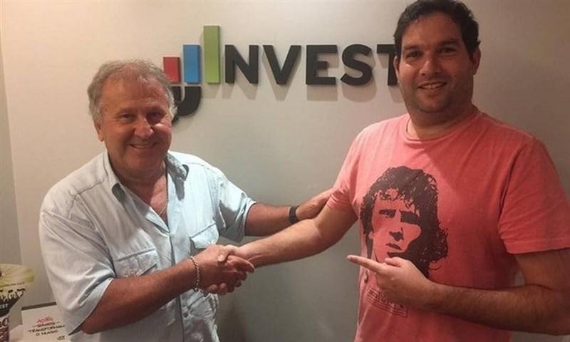 Zico foi um dos lesados do golpe da Jj Invest