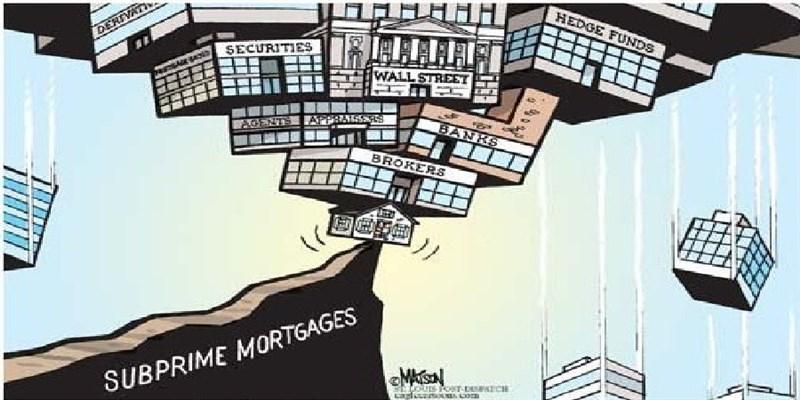 Subprime dos Estados Unidos!
