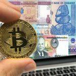 A menor unidade de bitcoin vale mais que uma unidade de 8 moedas estatais!