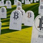 Olha a correção aí gente! O bitcoin morreu, mas passa bem!