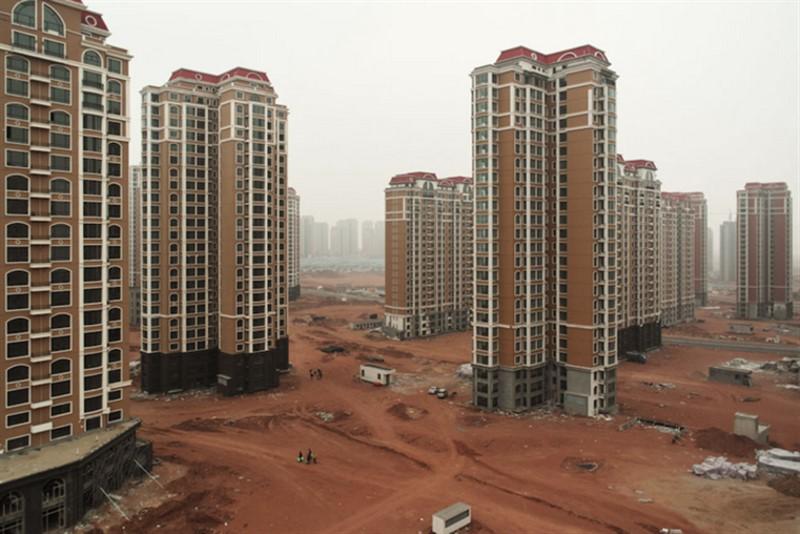 Boom imobiliário na China cria verdadeiras cidades fanatsmas