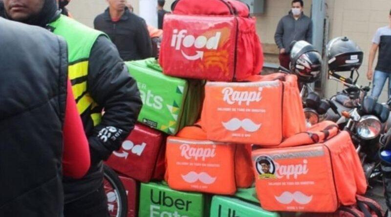 Entregadores de aplicativos de comida entram em greve! O que não te contaram e o que você precisa saber!!!