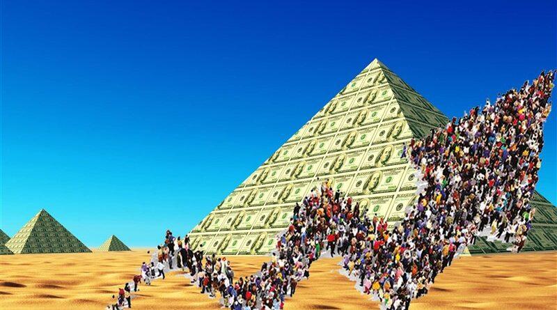 Por que as pessoas continuam caindo em pirâmides financeira? A resposta vai te surpreender!