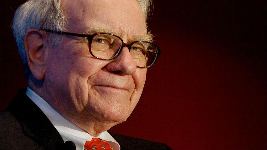 Warren Buffett é o maior investidor do mercado acionário