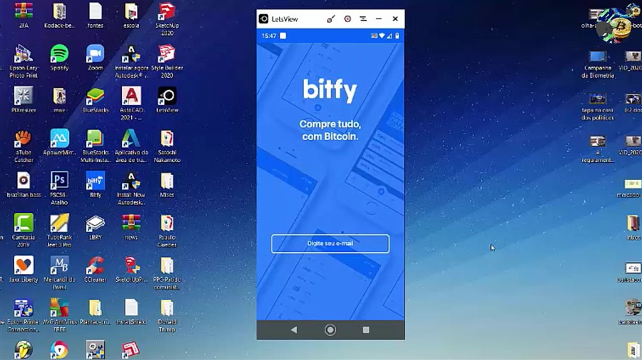 Carteira Bitify
