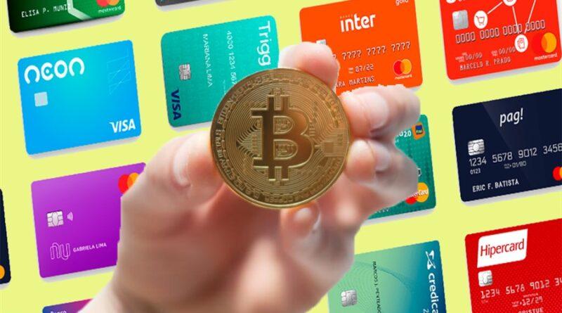 Como comprar bitcoins usando o cartão de crédito?