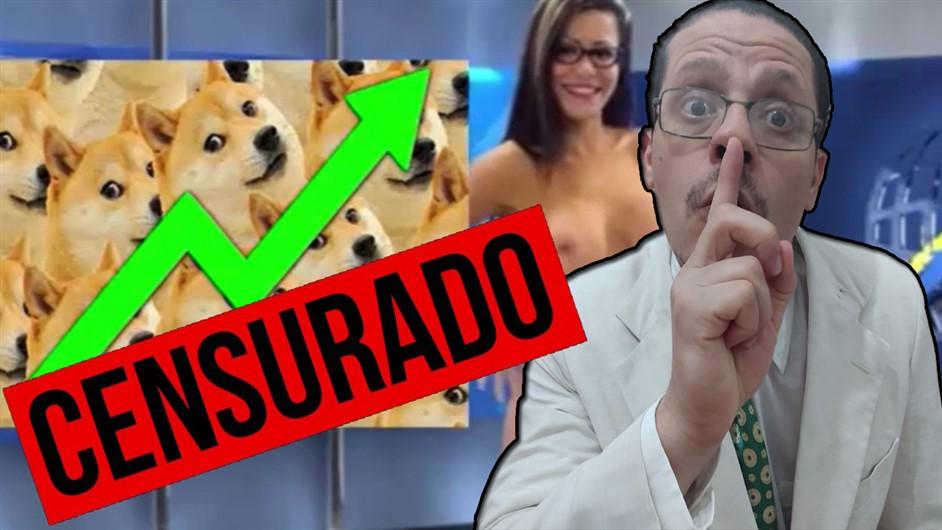 Plataforma de vídeo descentralizado e livre de censura é o CARALHO!