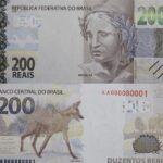 Banco Central lança a nota de 200 reais!