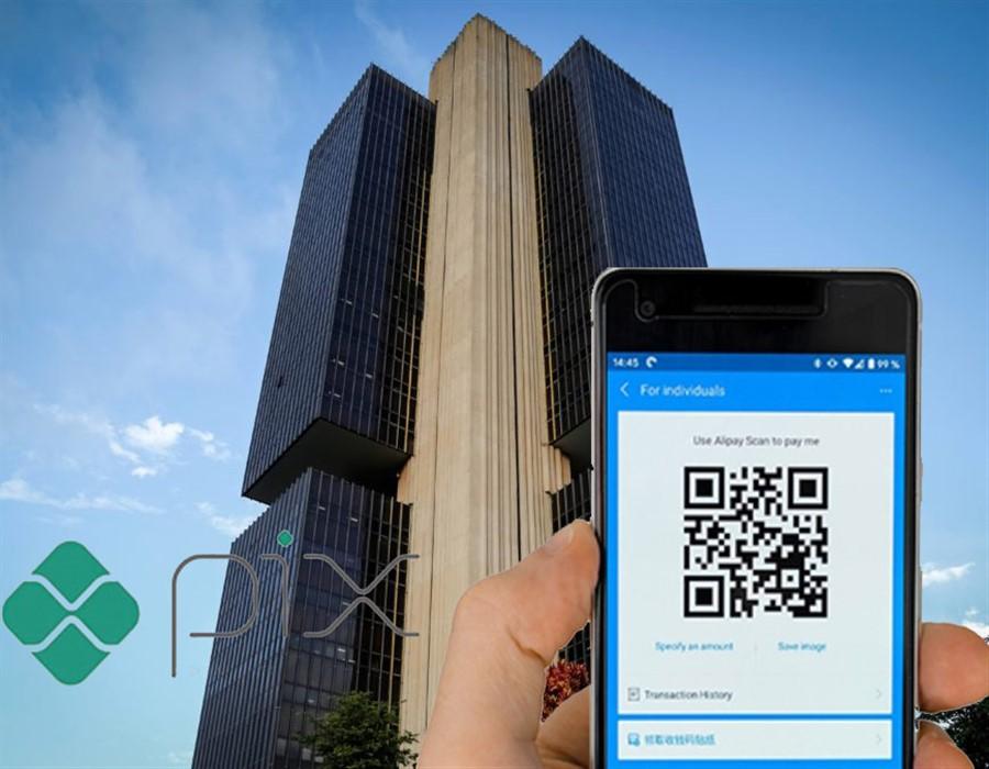 Pix: A alienação começou! O leviathan do Banco Central brasileiro!