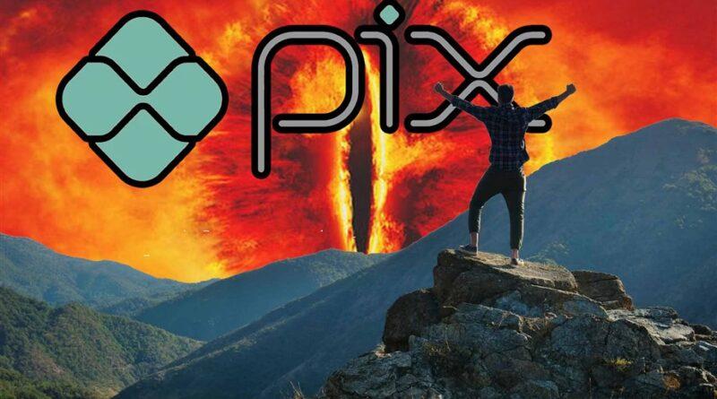 O Pix chegou e a sua liberdade financeira acabou!