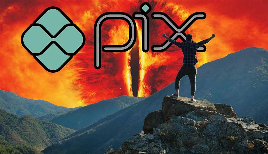O Pix chegou e a sua liberdade financeira acabou! Porque, de boas intenções o inferno está cheio!!!