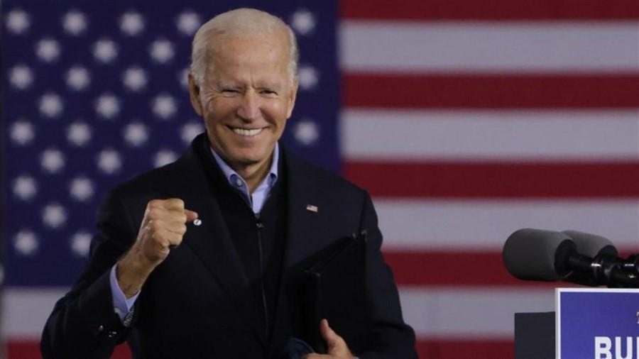 John Biden é torna-se o 46ª presidente dos Estados Unidos da América.