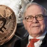 Bitcoin supera empresa de Warren Buffett!