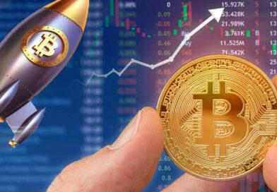 Bitcoin bate novo recorde e ultrapassa os 50 mil dólares!!!