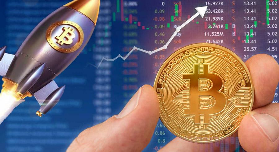 Bitcoin bate novo recorde e ultrapassa os 50 mil dólares! Acredite: O rally ainda nem começou!!!