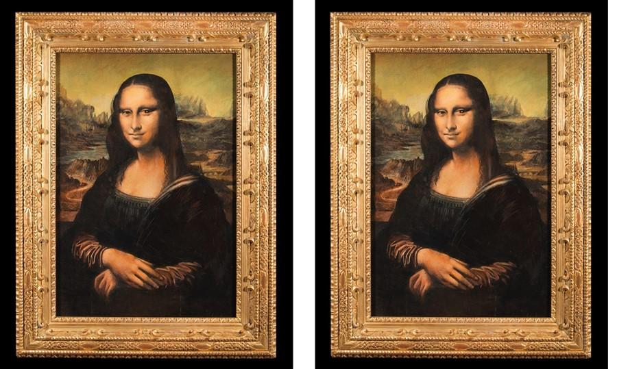 Monalisa, Leonardo da Vince