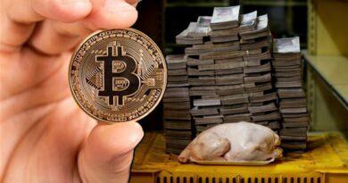 Se você não quiser passar fome, compre bitcoin!