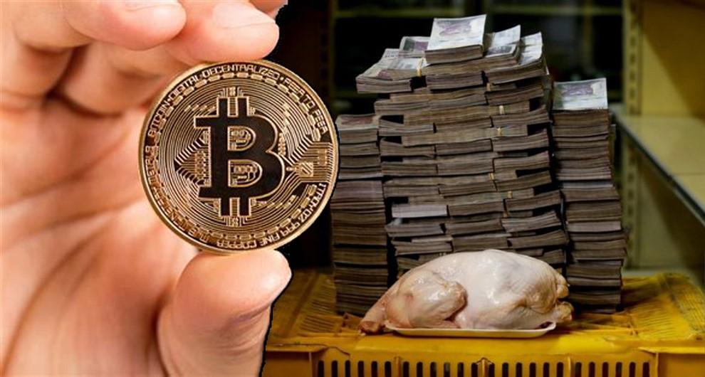 Se você não quiser passar fome, compre bitcoin!  O pior ainda está por vir