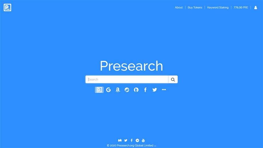 Presearch; A plataforma que te paga em criptomoedas por cada busca realizada