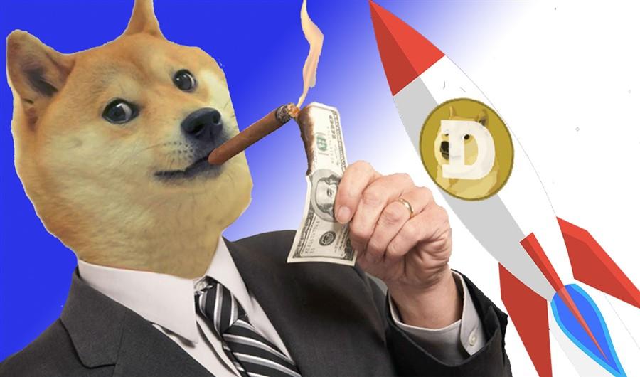 Dogecoin: Rumo ao infinito e além!