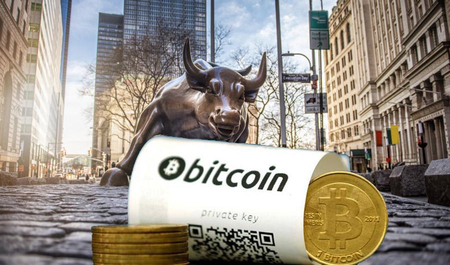 Wall Street manipula o preço do bitcoin e todos somos um bando de idiotas!