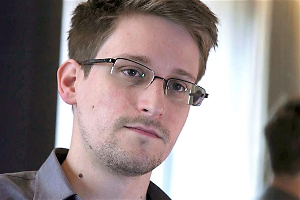 Edward Snowden, ex-analista de sistema da CIA. Para muito, um libertário, para o governo americano, um traidor.