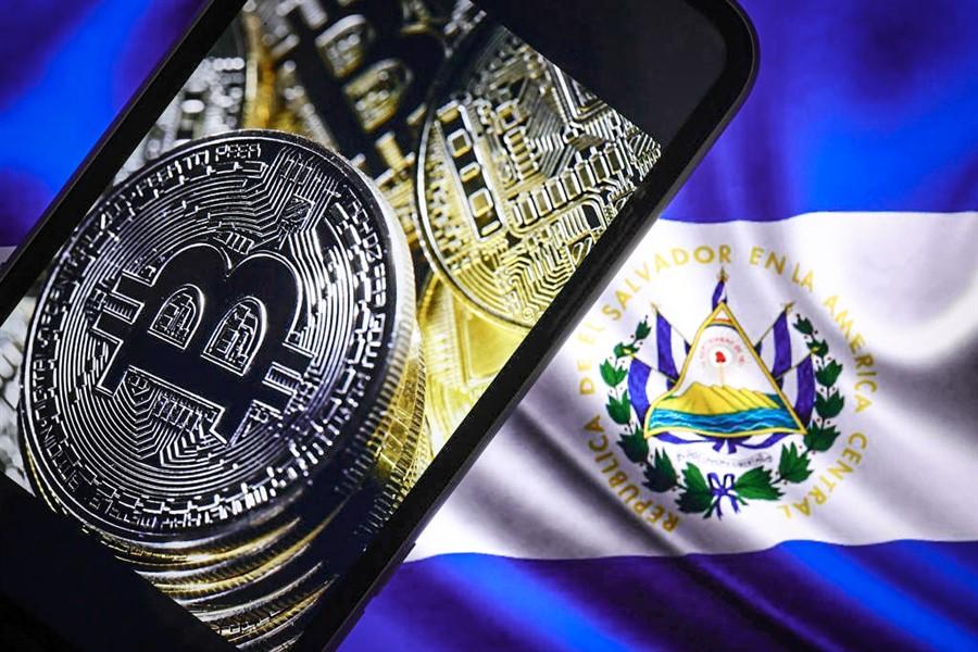 El Salvador torna o bitcoin moeda oficial do país!