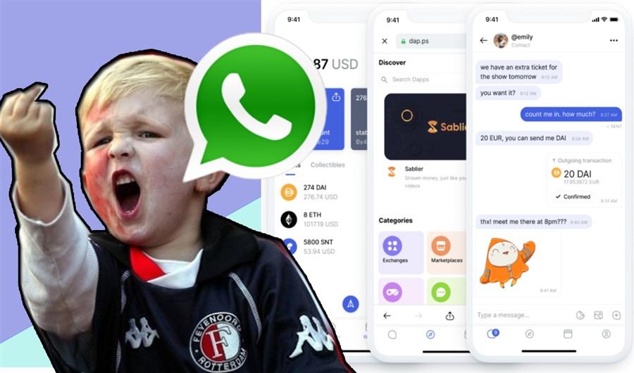 Foda-se o Whastapp: O que é e como usar o Status? O seu novo app de mensagens!