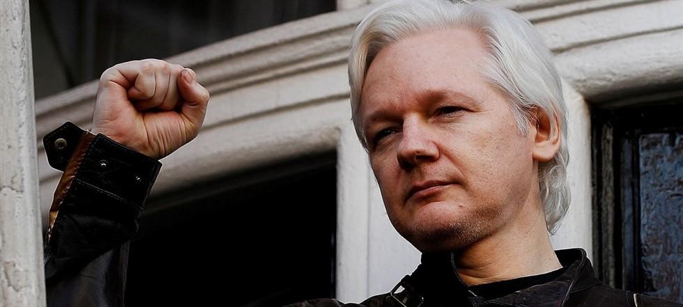 Criador do wikileaks Julian Assange