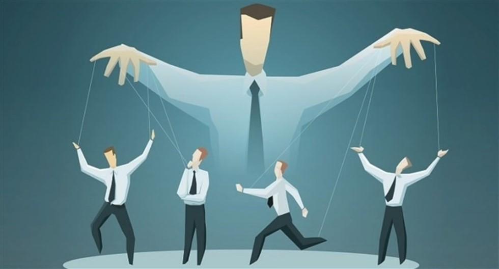 Governo manipulador e autoritarista!